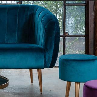 VERHUUR VAN Lounge materiaal en zetels