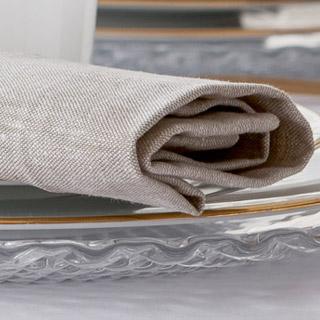 Verhuur van Tafellakens en servetten