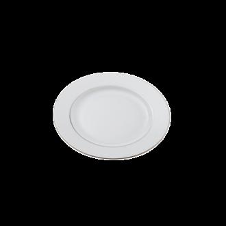 Assiette plate Ø 17cm Silver