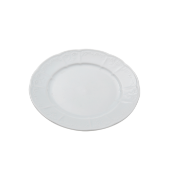 Assiette plate Ø 25cm Grand Siècle