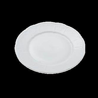 Assiette plate Ø 28cm Grand Siècle