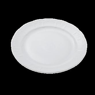 Assiette plate Ø 30cm Grand Siècle