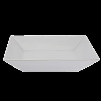 Vierkant diep bord 22 x 22 cm