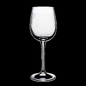 Geciseleerd witte wijnglas Trianon 24 cl