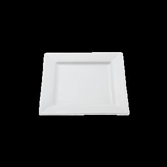 Assiette carrée 19 x 19 cm Napoli