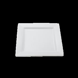 Assiette carrée 22 x 22 cm Napoli