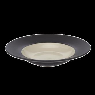 Assiette profonde Ø 28 cm Anthracite