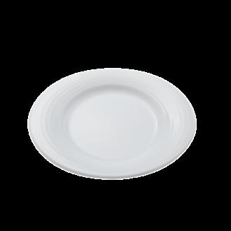 Assiette ovale 24 x 22 cm Duo