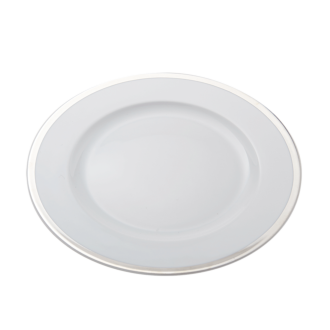 Assiette plate Ø 32cm Silver
