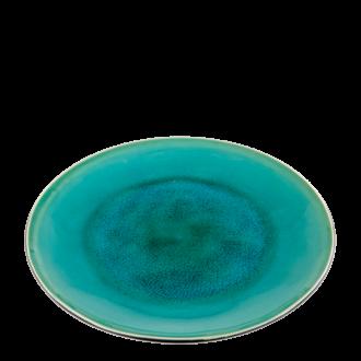 Assiette plate Lagon Ø 27 cm