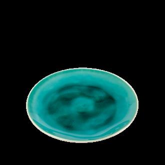 Assiette lunch Lagon Ø 21 cm