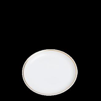 Broodbord Plat gulden biesje Ø 12 cm