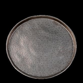 Assiette plate Tungsten Ø 27 cm