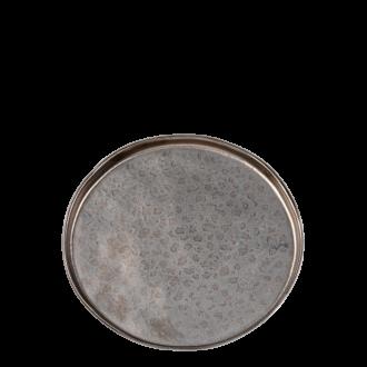 Assiette lunch Tungsten Ø 21 cm