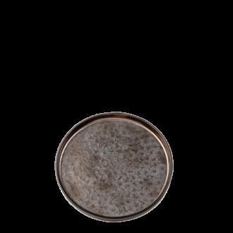 Assiette à pain Tungsten Ø 16 cm