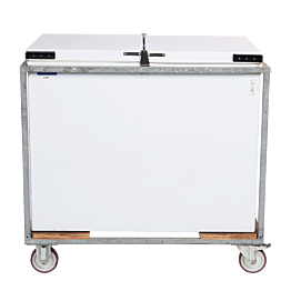 Koelkast met Flip-Flap deuren 260 L 220 V - 200 W