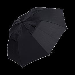 Parapluie noir Ø 130cm