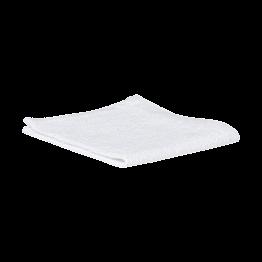 Witte sponsdoek 30 x 30c m