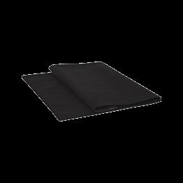 Zwarte stof 310 cm per lopende meter