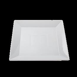 Assiette carrée 27 x 27 cm
