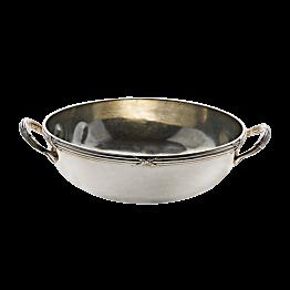 Zilveren groentenkom Ø 22cm