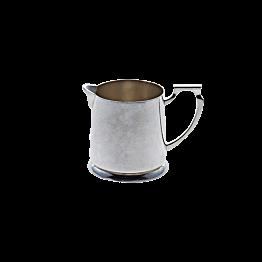 Zilveren melkkan