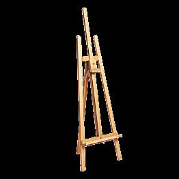 Chevalet de peintre H 140 cm