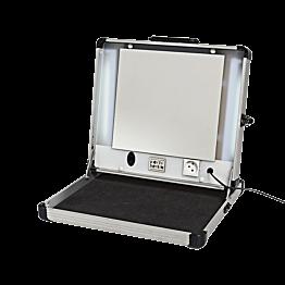 Make-up koffer met spiegel 220 V