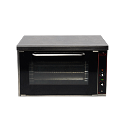Elektrische warme luchtoven 4 GN 1/1 220 V  - 3600 W