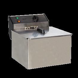 Friteuse électrique 1 x 12 L 220 V - 3600 W