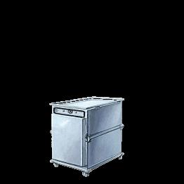 Elektrische heteluchtoven 16 roosters 220V