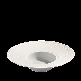 Assiette creuse Hémisphère Ø 26 cm bassin Ø 12 cm
