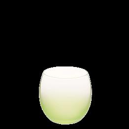 Bubble givré vert pomme Ø 6.5 cm H 6.5 cm 15 cl