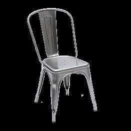 Chaise Tolix extérieure