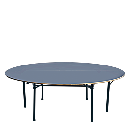 Table ronde Ø 210cm - 12 à 14 places