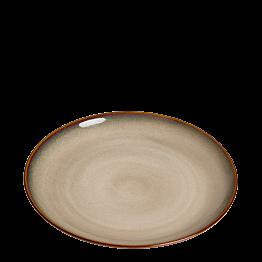 Assiette Corfou beige Ø 26 cm