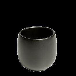 Bol Ato noir Ø 6,5 cm H 7,5 cm 18 cl