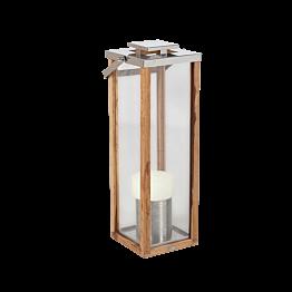 Lanterne Exo 23 x 23 x H 72 cm