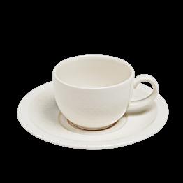 Koffietas 22 cl Easy met ondertas