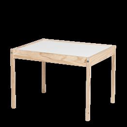 Kindertafel 63 x 48 cm H 45 cm