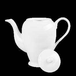 Witte koffiekan 140 cl