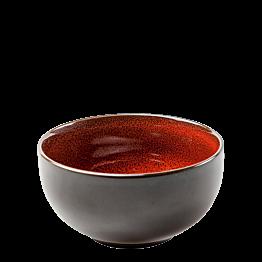 Bol Corfou rouge Ø 12,5 cm 45 cl