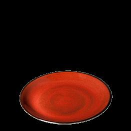 Assiette à pain Corfou rouge Ø 16,5 cm