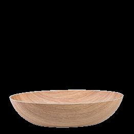 Corbeille Vigo ovale 36 x 24 cm H 8,5 cm