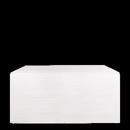 Buffet Palissade Pacific blanc 100 x 200 cm - délai 48h
