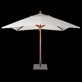 Parasol Louisiane + Vierkante parasolvoet 60 x 60 cm