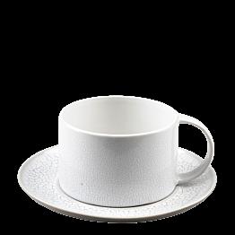 Tasse et sous-tasse à thé Sahara 18 cl