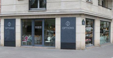 Boutique Options Paris