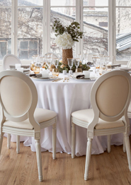 Location table avec nappage
